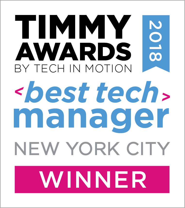 Timmy badge 2018