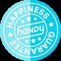 The Handy Happiness Guarantee