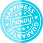 The Handy Happiness Guarantee