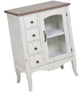 Parallax cabinet
