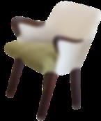Parallax chair