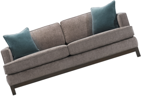 Parallax couch