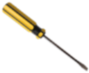Parallax-screwdriver
