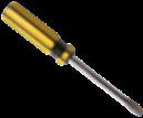Parallax screwdriver