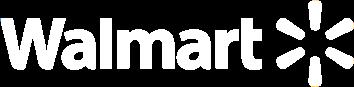 Walmart white logo